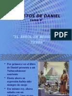 Secretos de Daniel, Cap. 4