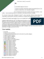 Pueblos Originarios - Wikipedia, La Enciclopedia Libre