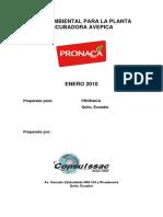 Ficha Pronaca