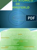 Modelo Atomico de Sommeferld
