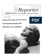 UFO Reporter - Volume 4, Number 3 (September 1995)