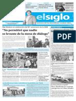 Edición Impresa Elsiglo 28-11-2016
