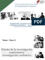 Diseno de La Investigacion - Tecnicas Proyectivas