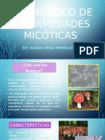 Diagnóstico de enfermedades micóticas