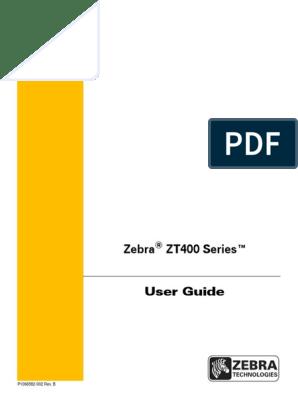 Zebra Zt400 Zt410 Zt420 Full   Electrical Connector