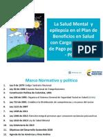 La salud mental en el Plan de Beneficios en Salud con Cargo a la UPC - PBSUPC.pdf