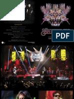 EVOB262 - Santana - Santana IV Live at the House of Blues, Las Vegas BD-booklet