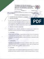Investigacion Bibliográfica · 2