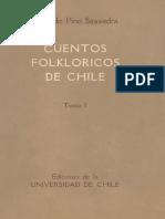 Cuentos Folkloricos de Chile I