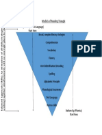 rdg 350 - week 3 - models of reading triangle