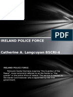 Ireland Police Force