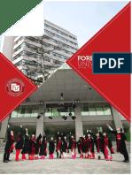 Brochure FTU