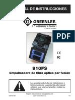 Empalmadora Green
