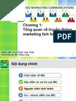 Truyền thông marketing tích hợp 1