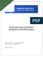 Cpo - Analyze Data Faster With Db2 Blu on Power v7.9