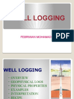 Well Logging 2015[1]