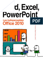 Word, Excel,PowerPoint Les indispensables Office 2010.pdf