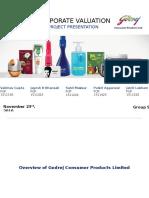 Group 9_GCPL_Corp Val_ Final Presentation