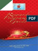Reward Booklet