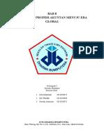 Bab 8 Kode Etik Profesi Akuntan Menuju Era Global