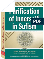 Purification of Innerself in Sufism