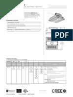 304 Series Parking Structure - 5M DM Spec Sheet