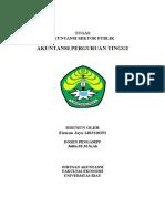 Akuntansi Perguruan Tinggi ASP