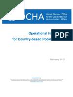 Operational Handbook