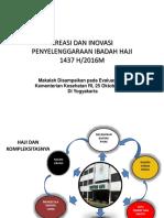 Materi Evnas 2 - Evaluasi Haji Kementerian Kesehatan