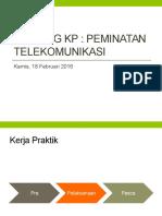 Telkom Sharing KP