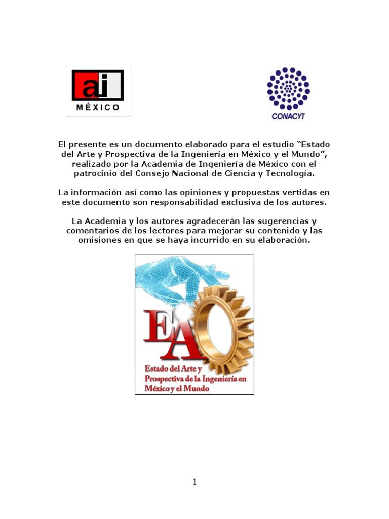 02.Educacion en Ingenieria en Mexico y El Mund
