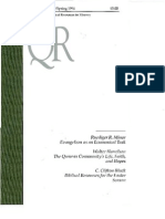 Spring 1994 Quarterly Review - Theological Resources for Ministry