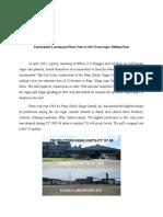 URC Passi Sugar Milling Plant