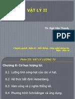Physics II Ch8