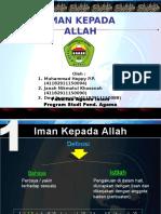 Presentasi Akidah Akhlaq