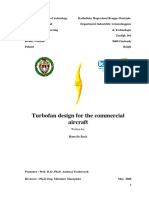 Turbofan design for the commercial aircraft.pdf
