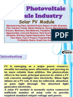 Solar Photovoltaic Module Industry, Solar PV Module Manufacturing Plant, Detailed Project Report, Profile, Business Plan, Industry Trends, Market Research, Survey, Manufacturing Process, Machinery, Raw Materials, Feasibility Study, Investment Opportunities, Cost and Revenue, Plant Economics, Production Schedule, Working Capital Requirement, Plant Layout, Process Flow Sheet, Cost of Project, Projected Balance Sheets, Profitability Ratios, Break Even Analysis