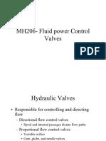 Fluid Control Valves