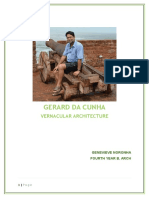 Gerard Da Cunha