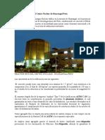 El Concreto Pesado en El Centro Nuclear