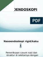 Naso-endoskopi