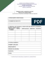 Formato Actual Proyectos Comunitarios noviembre 2009.doc