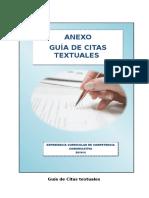 MATERIAL GUIA DE CITAS TEXTUALES