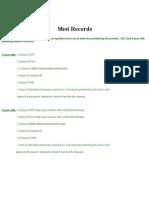 Shot Records[1]