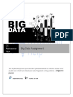 Big Data Assignment