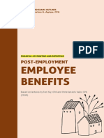 FAR - Post-Employement Employee Benefits
