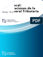 eBook Adn Fiscal Modificaciones Ley General Tributaria 2