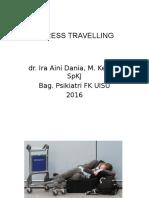 Stress Travelling