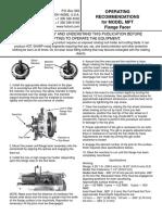 MT FF Operating Parts