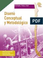 Diseño Conceptual y Metodológico ENETS